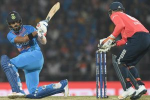 2nd T20I: Jordan runs havoc at Nagpur, Rahul powers India to 144/8