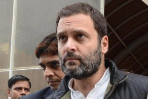 RSS defamation case: Hearing against Rahul adjourned
