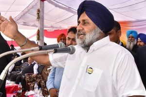 Congress govt has failed to keep its promises, says Sukhbir Badal