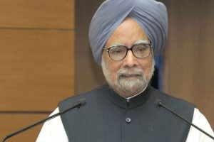 Former PM Manmohan Singh to lead Congress team to J-K
