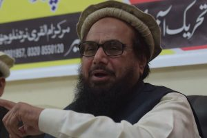 US asks Pakistan to re-arrest LeT founder Hafiz Saeed