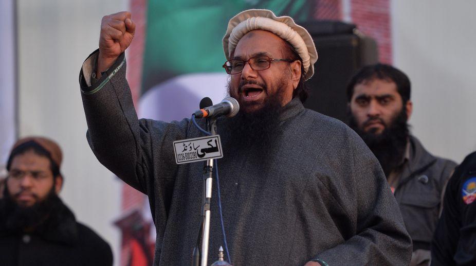 Hafiz Saeed, JuD chief, US ban, MML party, Hafiz Saeed MML,