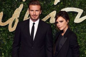 Harper Beckham gets royal treatment