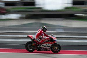 Moto GP: Testing, testing