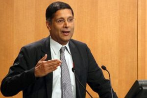Increased private participation needed in banking: Arvind Subramanian