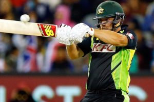 Finch to captain Aussie T20 team against Sri Lanka