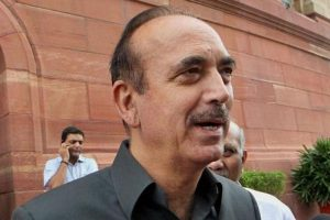 Idea of India under threat: Ghulam Nabi Azad