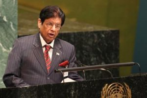 MP E Ahamed dies at RML after cardiac arrest in Parliament