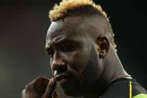 Andre Russell gets 1-year ban for doping violation