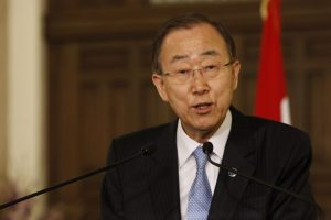 Former UN chief Ban won't run for S Korea presidency