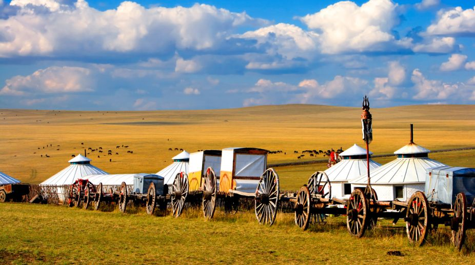 Five misconceptions about Mongolia