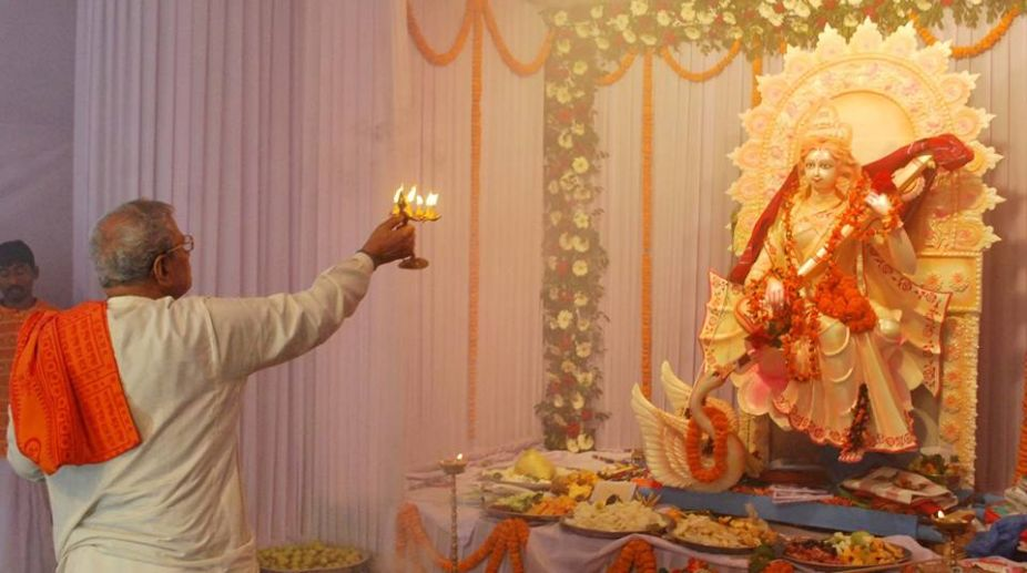West Bengal school includes Saraswati Puja in holiday list