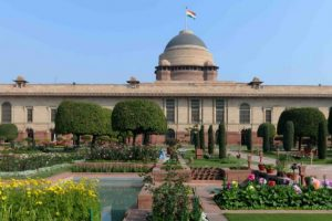 Rashtrapati Bhavan open for public – four days a week