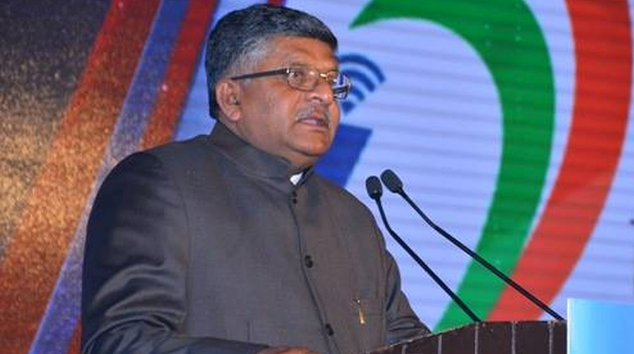 Ravi Shankar Prasad, data analysis, India