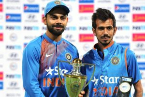 Captain Kohli lauds Chahal after 6-wicket haul in Bengaluru