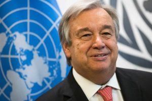 Guterres is 'totally committed' to reforming UN