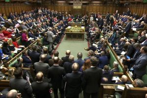 UK Parliament votes in favour of starting Brexit process