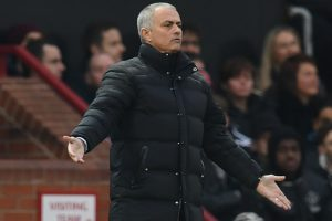Mourinho complains about preferential treatment after drab draw