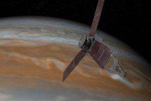 NASA's Jupiter probe set for 4th close flyby