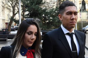 Liverpool midfielder Roberto Firmino banned for drunk-driving