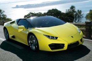 Lamborghini Huracan RWD Spyder launched at Rs.3.45 Crore