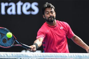 Leander Paes on cusp of world record