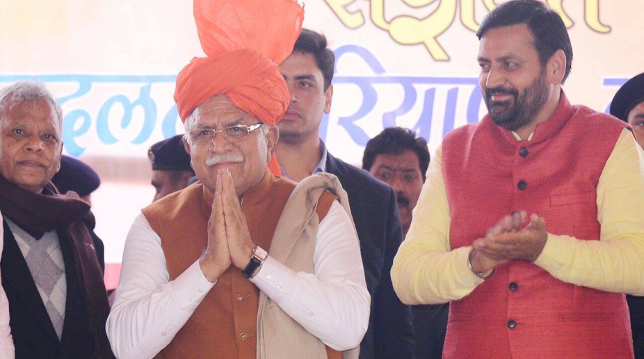 Khattar govt plans to raise retirement age from 58 to 60 years - The