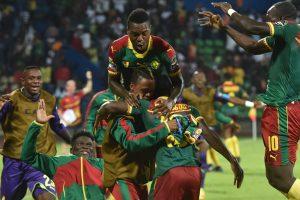 AFCON: Cameroon stun Ghana to reach final