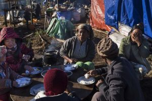 92,000 people displaced in Myanmar since October: UN