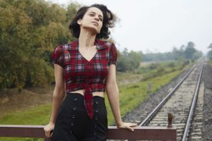 'Rangoon' about a strong woman, says Kangana Ranaut