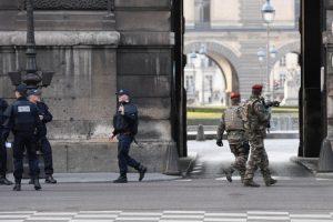 Investigators believe Louvre attacker is Egyptian
