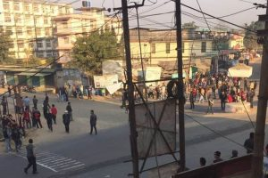 Prohibitory orders continue in Kohima