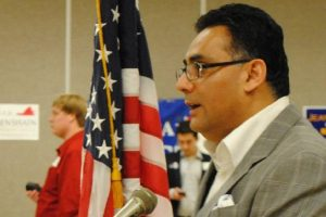Indian-American to run for Virginia House of Delegates
