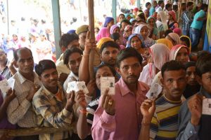 UP Election: Voting begins amid tight security for 73 seats