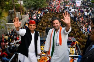 SP-Congress alliance to continue in UP: Akhilesh