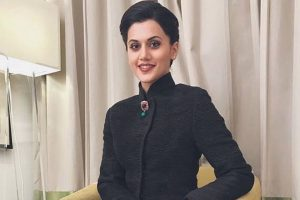 Spontaneous acting has worked in my favour: Taapsee Pannu