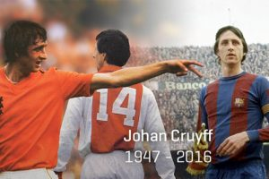Johan Cruyff honoured with special €5 coin