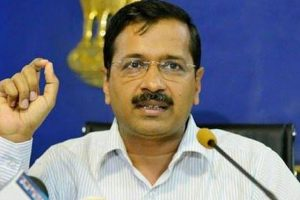 Kejriwal alleges EVM tampering in Punjab