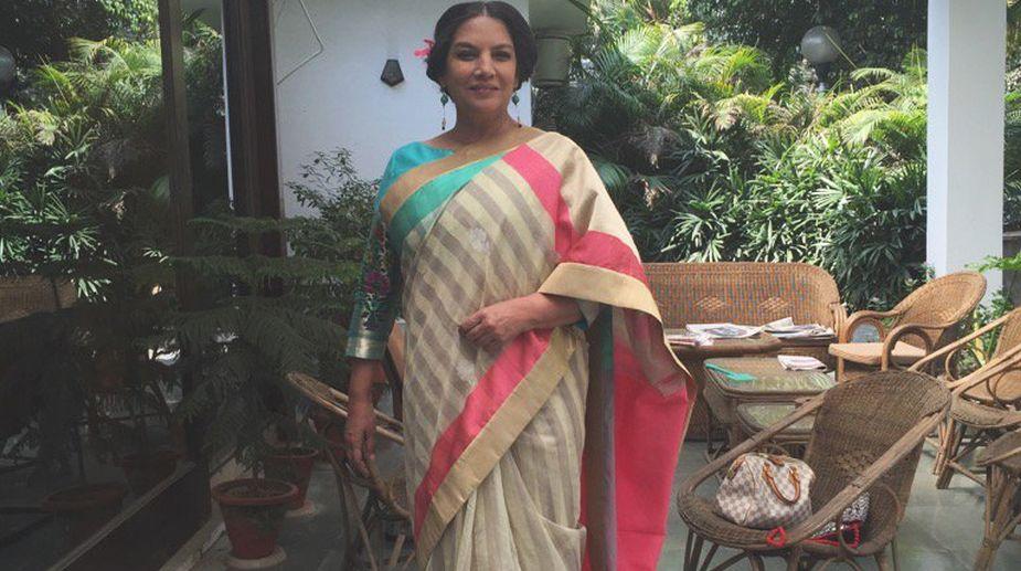 Portrayal of Hindi film heroine has changed: Shabana Azmi