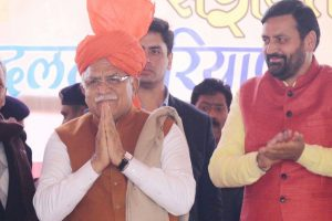 Differences between Khattar, Vij come to the fore yet again