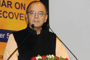 Jaitley trashes charge of arbitrary funding to states