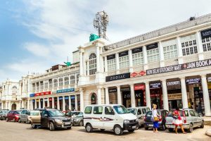 'Connaught Place world's 10th most expensive office location'