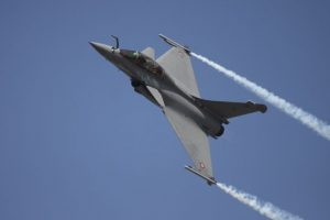 Rafale eyes naval contract for 57 aircraft