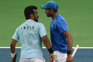 Paes fails to realise dream for Davis Cup record doubles win