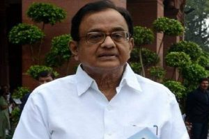 Chidambaram hits out at Jaitley for his remarks amid DU row