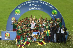 AFCON: Super-sub Aboubakar wins title for Cameroon