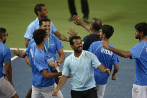 India beat New Zealand 4-1 in Davis Cup