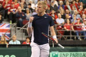 Britain, Spain progress in Davis Cup