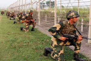 Pakistan violates ceasefire twice in Samba sector