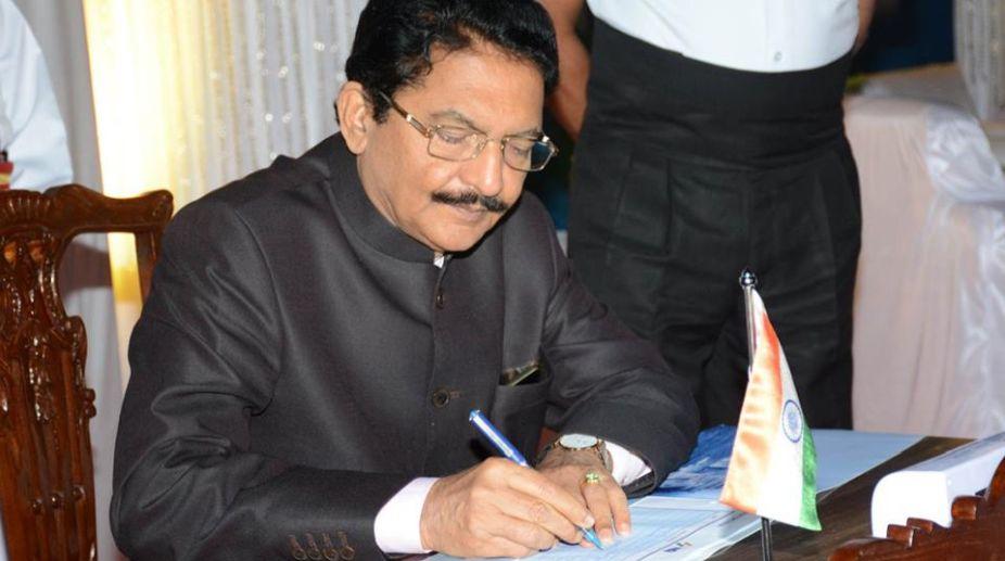Mumbai, Maharashtra Governor Ch Vidyasagar Rao, economic growth